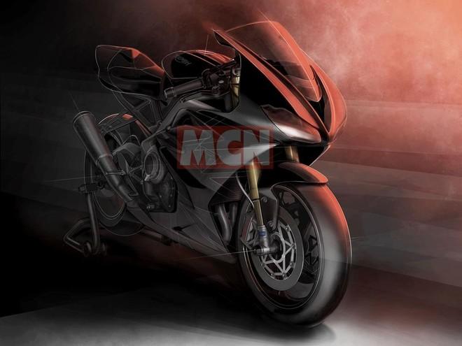 Mẫu Sport bike bước ra từ trường đua Moto2 của Triumph sẽ chính thức ra mắt năm 2020