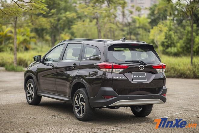 Đa phần Toyota Rush phân phối trong khu vực Đông Nam Á đều được nhập khẩu từ Indonesia và sản xuất bởi Công ty PT. Astra Daihatsu Motor