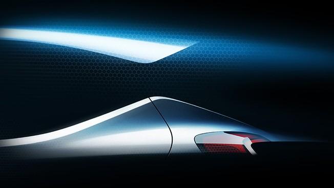 Hình ảnh teaser được cho là của Hyundai Grand i10 thế hệ mới