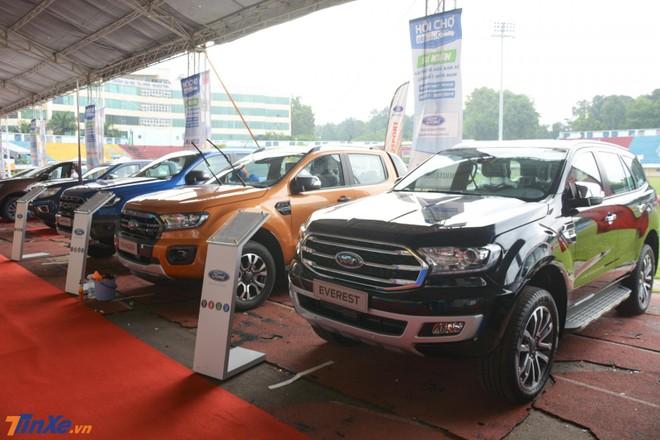 Gia Định Ford dành tặng 1 chuyến du lịch Mỹ trị giá 80 triệu đồng cho khách đặt mua xe Explorer ngay tại sự kiện (xuất xe trong tháng 7/2019)