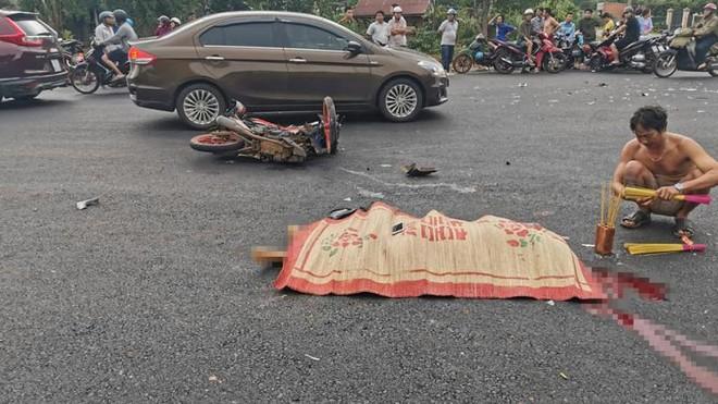 Vụ tai nạn khiến 1 nam thanh niên tử vong tại chỗ