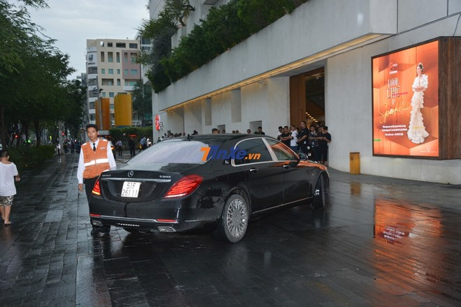 Chiếc xe này có giá bán 14,2 tỷ đồng