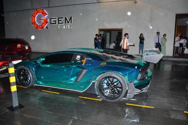 Siêu xe Lamborghini Aventador LP700-4 độ Liberty Walk
