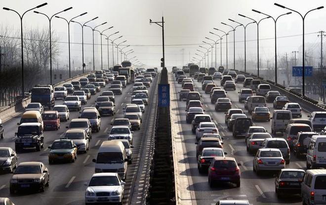 Sau nhiều năm tăng trưởng không ngừng, thị trường xe Trung Quốc đã chạm ngưỡng đỉnh