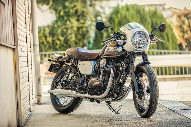 Kawasaki W800 được bán tại Ấn Độ với mức giá tốt khoảng 270 triệu đồng
