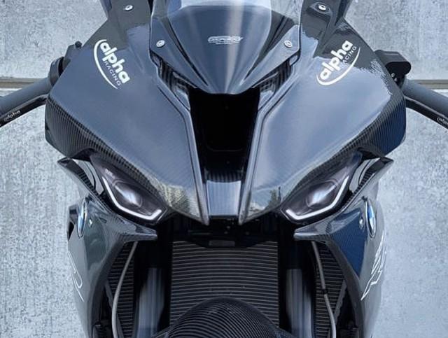 Bản độ full carbon cho BMW S1000RR 2019