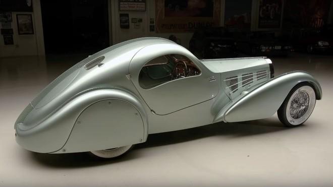 Bugatti Aérolithe được Hiệp hội Phục chế Ô tô của David Grainger hồi sinh