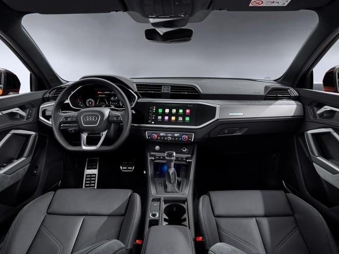 Nội thất Audi Q3 Sportback