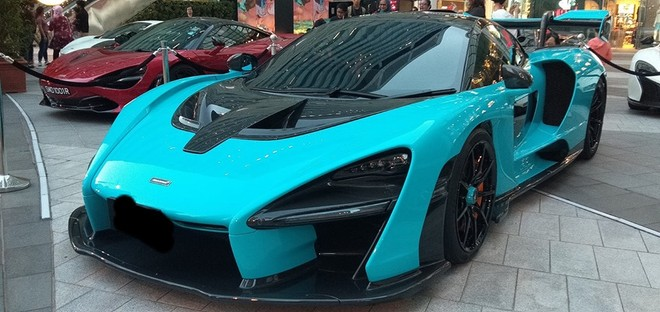 Giá xe McLaren Senna tại Singapore có thể hơn 3,2 triệu đô la