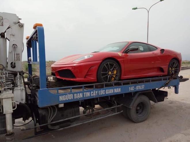 Ferrari 430 Scuderia chỉ có 1 chiếc tại Việt Nam