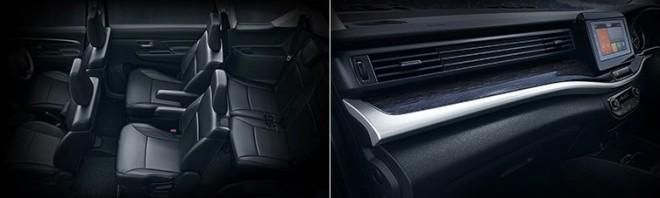 Hình ảnh nội thất bị rò rỉ của Suzuki XL6 2019