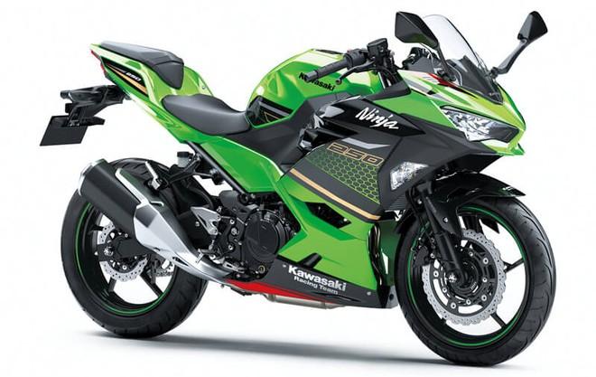 Kawasaki Ninja 250 2020 KRT Edition