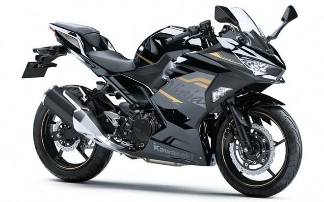 Kawasaki Ninja 250 2020 màu Đen Xám