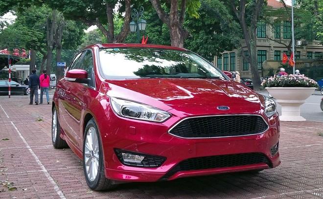 Ford Focus đã chính thức bị ngừng lắp ráp tại Việt Nam từ tháng 6/2019