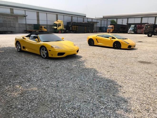 Nếu nhớ đến ngày đầu chơi siêu xe huy hoàng, Cường Đô-la có thể mua cặp đôi Ferrari và Lamborghini sắp vào Nam này