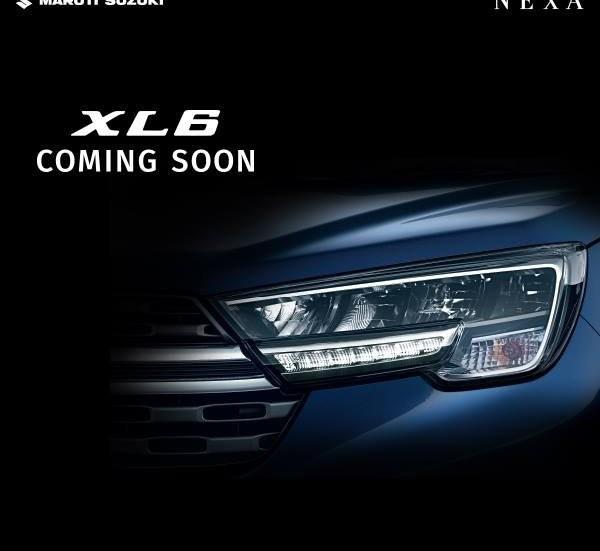 Cận cảnh cụm đèn pha mới của Suzuki XL6 2019
